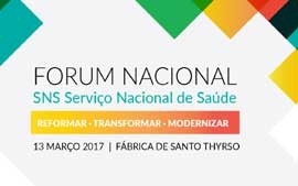 Fórum Nacional do SNS